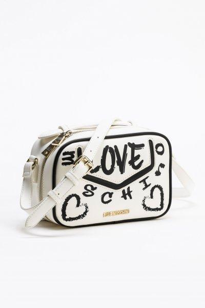 LOVE MOSCHINO Tasche mit Print 10604908