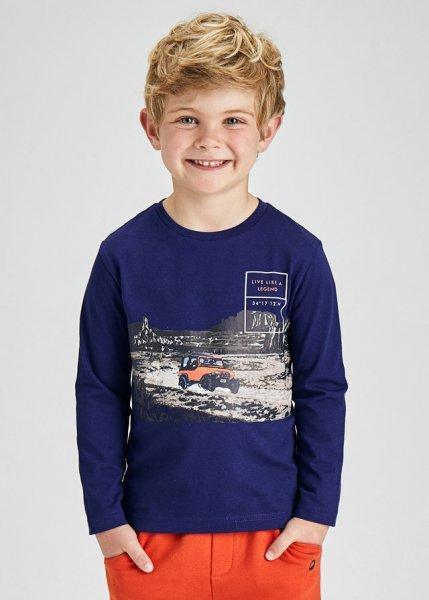 MAYORAL Langarmshirt für Jungen 10630900