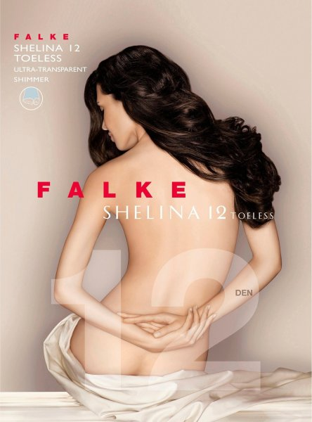 FALKE Shelina Toeless 12 DEN Strumpfhose 10222138