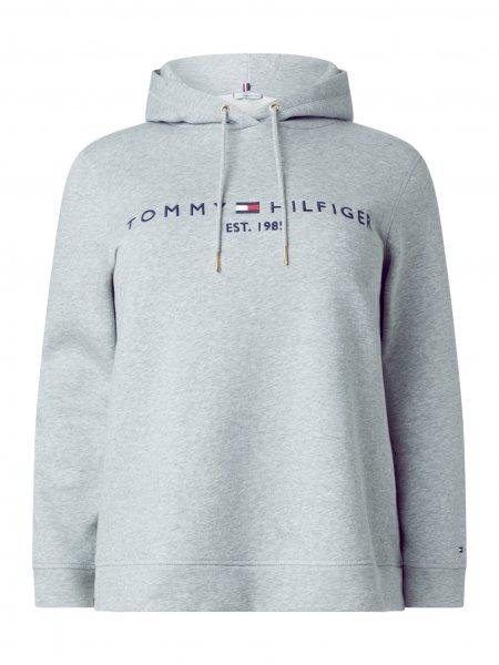 TOMMY HILFIGER CURVE TH Logo-Hoodie 10617490