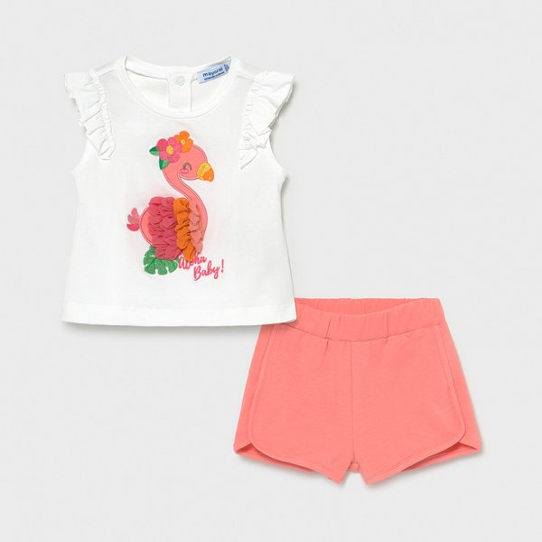 MAYORAL Hose T-Shirt Set 10609134
