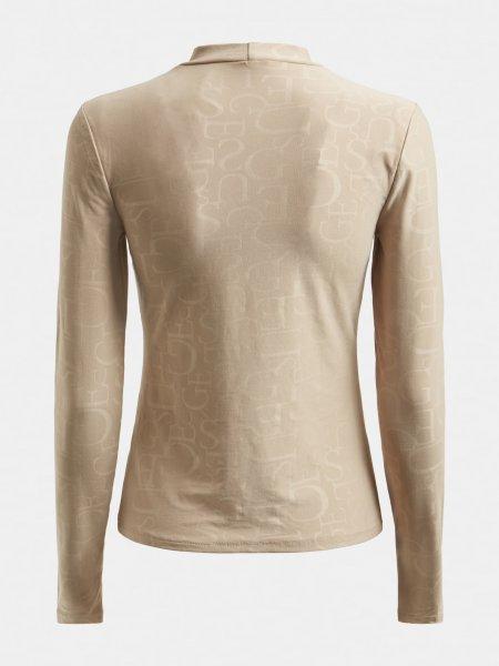 GUESS Shirt Allover-Logo 10647649