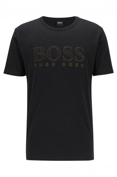 BOSS Tee Gold T-Shirt 1/2 Arm 10604891