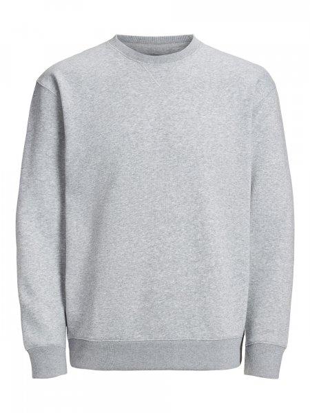 JACK&JONES Basic Loopback Sweatshirt 10567859