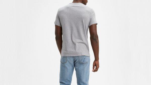 LEVI'S T-Shirt Print grau 10268231