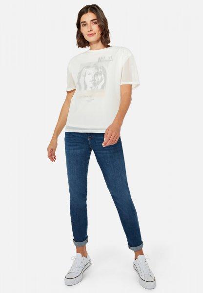 MAVI T-Shirt GIRL TALK PRINTED 10612748