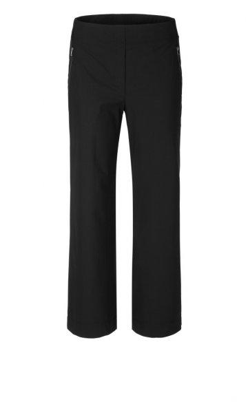 MARC CAIN Stretchhose im Flared-Style 10622400