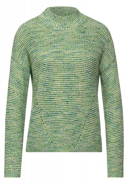 STREET ONE Mouline-Pullover 10612863