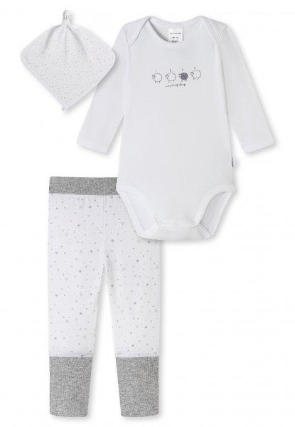 SCHIESSER 3 tlg Baby Set 10632516