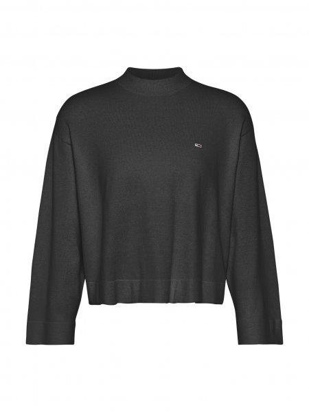 TOMMY JEANS Essential Pullover aus Reiner Baumwolle 10626927