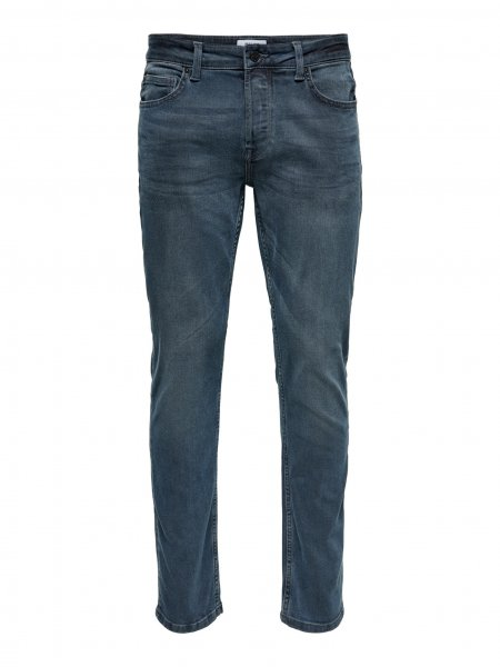 ONLY & SONS ONSLOOM Life Grey Slim Fit Jeans 10621412